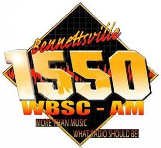 WBSC (AM) - Image: WBSC AM Bennettsville logo