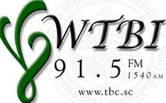 WTBI - Image: WTBI FM logo