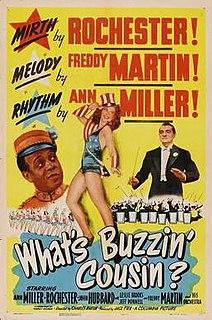 <i>Whats Buzzin, Cousin?</i> 1943 film by Charles Barton