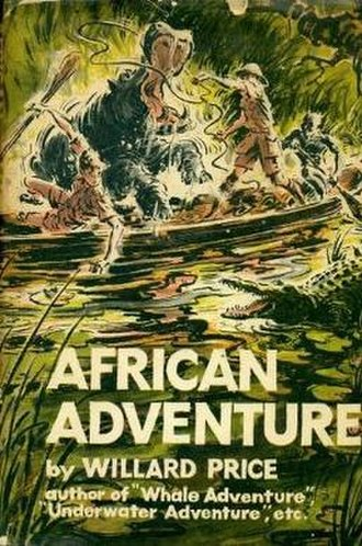 African Adventure - First US edition