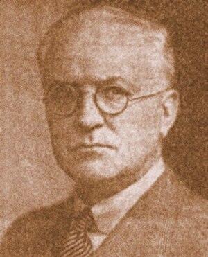 William Haywood (architect) - William Haywood FRIBA.