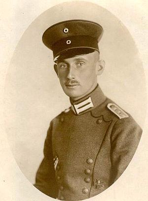 Wolrad, Prince of Schaumburg-Lippe - Ernst Wolrad, Prince of Schaumburg-Lippe