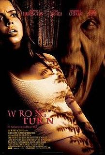 <i>Wrong Turn</i> (2003 film)