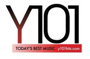 KWYE - Image: Y101 Logo