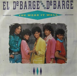 You Wear It Well (DeBarge song) - Image: You Wear It Well