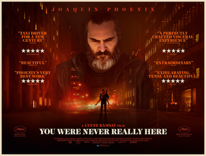 You Were Never Really Here - Film poster