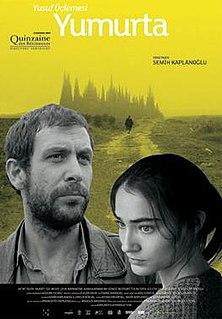 <i>Egg</i> (2007 film) 2007 film by Semih Kaplanoğlu
