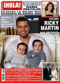 weekly Spanish-language magazine