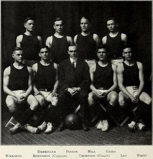 1910–11 Illinois Fighting Illini men's basketball team - Image: 1910–11 Illinois Fighting Illini men's basketball team