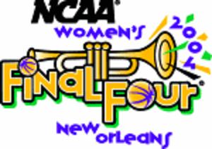 2004 NCAA Division I Women's Basketball Tournament - 2004 Women's Final Four logo