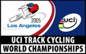 2005 UCI Track Cycling World Championships - Image: 2005 UCI Track Cycling World Championships logo
