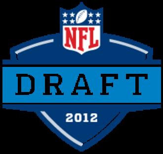 2012 NFL Draft - Image: 2012 NFL Draft Logo
