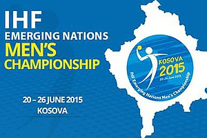2015 IHF Emerging Nations Championship - Image: 2015 IHF Emerging Nations Championship