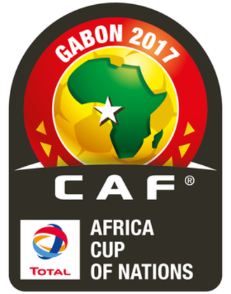 2017 Africa Cup of Nations - Image: 2017 Africa Cup of Nations logo