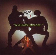2 Unlimited - Workaholic (studio acapella)