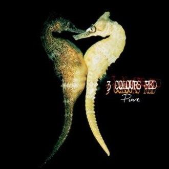 Pure (3 Colours Red album) - Image: 3CR Pure