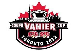 48th Vanier Cup - Image: 48th Vanier Cup Logo