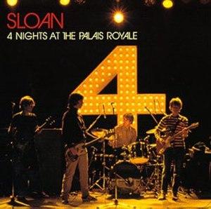 4 Nights at the Palais Royale - Image: 4 Nights at the Palais Royale Sloan