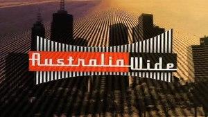 Australia Wide - Australia Wide Intertitle
