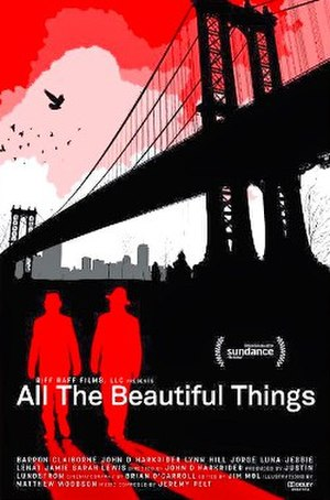 All the Beautiful Things - Sundance poster