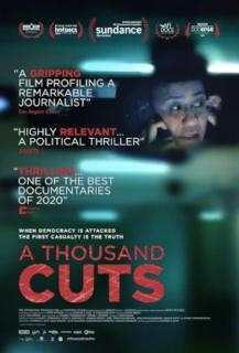 <i>A Thousand Cuts</i> 2020 Filipino-American film by Ramona S. Diaz