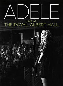 Adele Live au Royal Albert Hall Cover.jpg