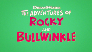<i>The Adventures of Rocky and Bullwinkle</i> (TV series) 2018 animated web television series