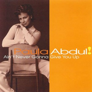 Ain't Never Gonna Give You Up - Image: Ain't Never Gonna Give You Up