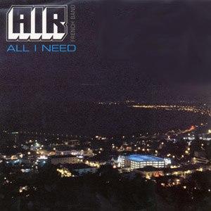 All I Need (Air song) - Image: Air All I Need single