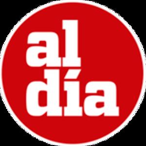 Al Día (Costa Rica) - Image: Al Día logo