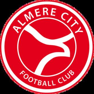Almere City FC - Image: Almere City FC logo