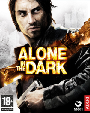 Alone in the Dark (2008 video game) - Image: Alone in the Dark 5 (PC)