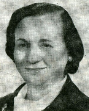 Anne X. Alpern - Image: Anne X. Alpern, 1903 1981