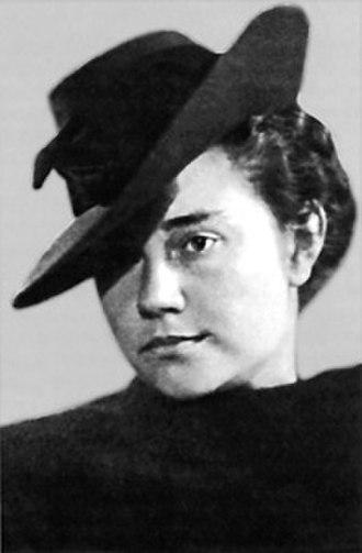Evgenia Antipova - Image: Antipova Evgenia Petrovna aa 23bw
