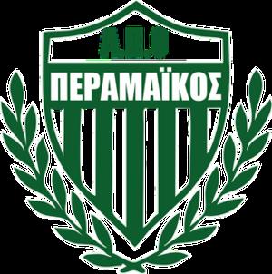 Peramaikos F.C. - Image: Apo peramaikos