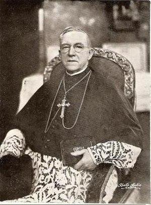 Michael J. O'Doherty - The Most Reverend Michael J. O'Doherty, c. 1947.