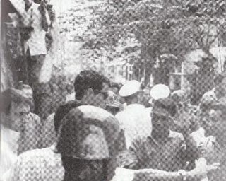 Double Seven Day scuffle Altercation on 7 July 1963 in Saigon