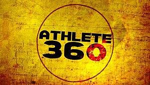 Athlete 360 - Title screen