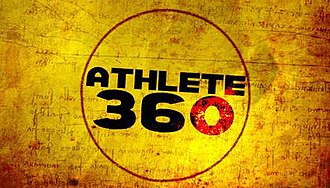 Athlete 360 - Title screen