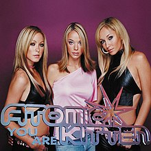 Atomic Kitten You Are cover.jpg