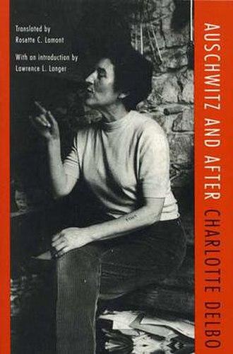 Auschwitz and After - U.S. English-language edition