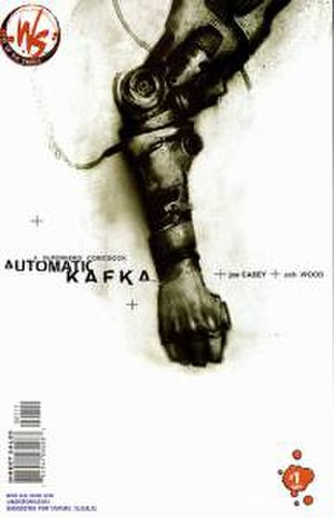 Automatic Kafka - Image: Automatickafka 01 cover