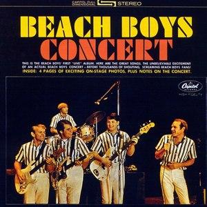 Beach Boys Concert - Image: BB Concert Cover