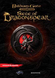 <i>Baldurs Gate: Siege of Dragonspear</i> 2016 video game