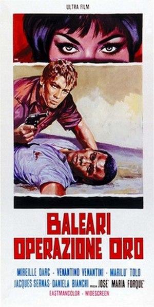Balearic Caper - Image: Balearic Caper