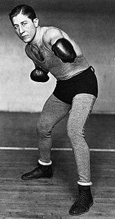 Ben Jeby American boxer