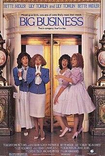 <i>Big Business</i> (1988 film) 1988 film by Jim Abrahams