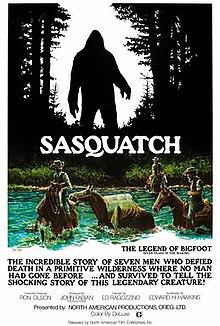 Sasquatch The Legend Of Bigfoot Wikipedia