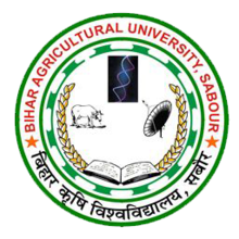 Bihar Agriculture University Time Table