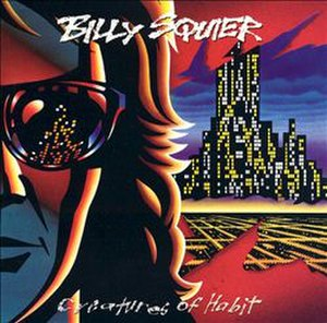 Creatures of Habit (album) - Image: Billy Squier Creatures of Habit, 1991